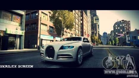 Bugatti Galibier 16C (Bug fix) für GTA 4 Seitenansicht