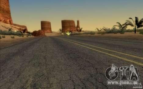 RoSA Project v1.0 pour GTA San Andreas sixième écran