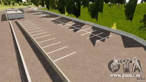 Meihan Circuit für GTA 4 siebten Screenshot
