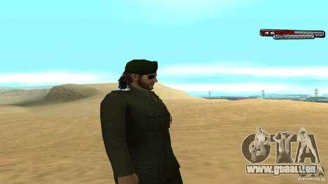 Générales pour GTA San Andreas troisième écran