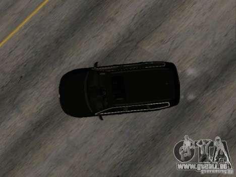 Volkswagen Passat B6 Variant Com Bentley 20 Fixa pour GTA San Andreas vue de côté
