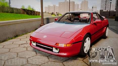 Toyota MR2 GT [EPM] pour GTA 4