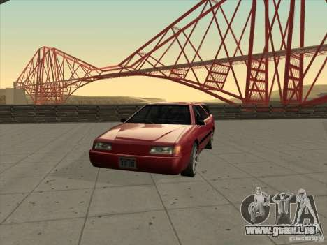 ENBSeries by Chris12345 pour GTA San Andreas