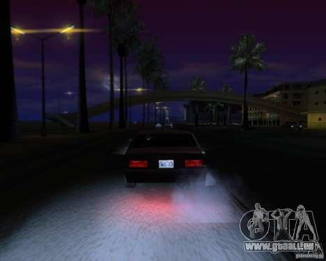 ENBseries pour moyen- et haute puissance PC pour GTA San Andreas sixième écran