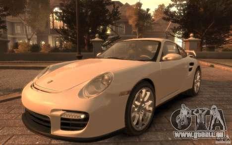Porsche 911 GT2 2008 pour GTA 4
