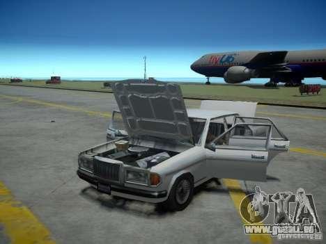 Admiral SA für GTA 4 rechte Ansicht