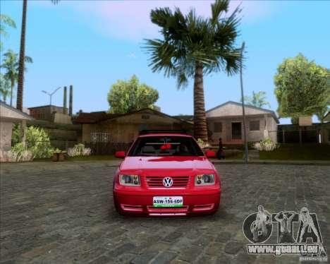 Volkswagen Jetta 2005 pour GTA San Andreas vue de côté
