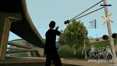 Ed Hardy pour GTA San Andreas troisième écran