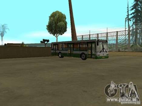 4-th Bus v1. 0 für GTA San Andreas
