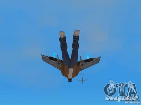 JetWings Black Ops 2 für GTA San Andreas dritten Screenshot