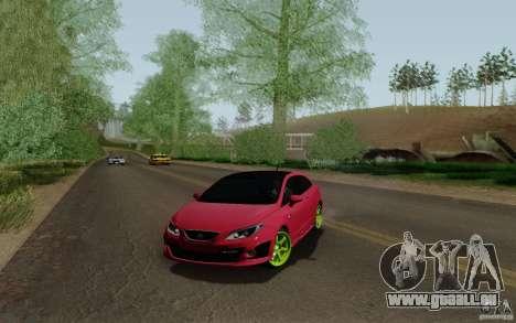 Seat Ibiza Cupra für GTA San Andreas