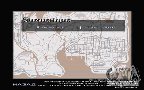 GTA V map für GTA San Andreas
