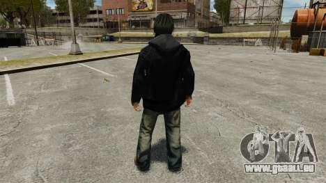 Sam Fisher-v1 für GTA 4 dritte Screenshot
