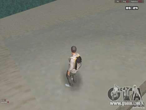 Skin Hipster v1.0 pour GTA San Andreas quatrième écran