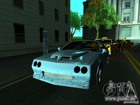 ENBSeries by gta19991999 für GTA San Andreas her Screenshot