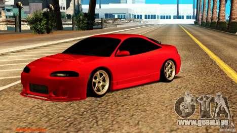 Mitsubishi Eclipse 1998 für GTA San Andreas