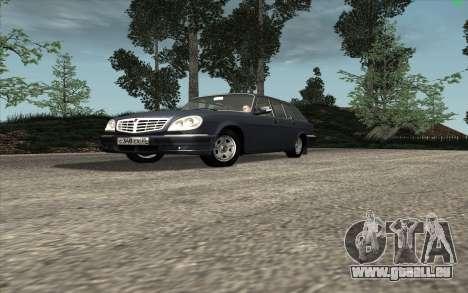 GAZ Wolga 31104 für GTA San Andreas