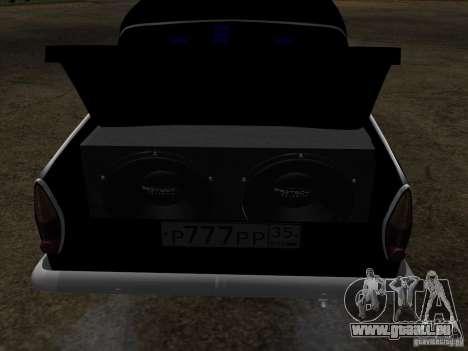 Moskvitch 408 Style supplémentaire pour GTA San Andreas vue de côté