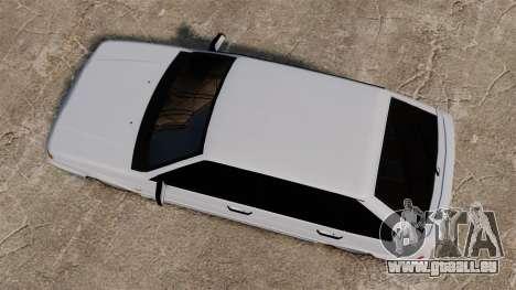 VAZ-2114 für GTA 4 rechte Ansicht