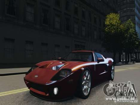 Ford GT pour GTA 4