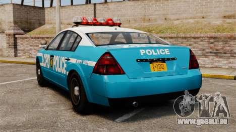 Annis Pinnacle ELS für GTA 4 hinten links Ansicht