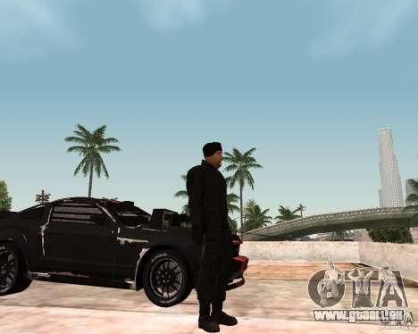 Jason Statham für GTA San Andreas her Screenshot