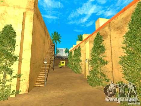 New Studio in LS pour GTA San Andreas sixième écran