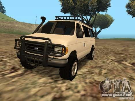 Ford E-150 OffRoad pour GTA San Andreas