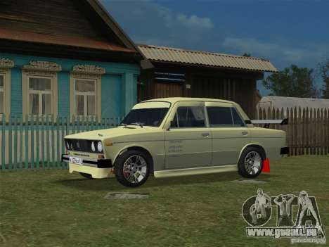 VAZ 2106 Sparco Tuning pour GTA Vice City