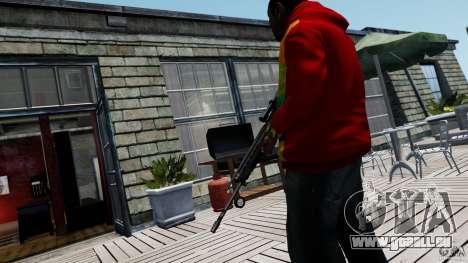 SIG SG 550 Sniper für GTA 4 weiter Screenshot
