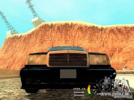 Mercedes-Benz 230E für GTA San Andreas rechten Ansicht