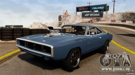 Dodge Charger RT 1970 pour GTA 4