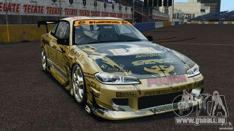 Nissan Silvia S15 D1GP TOP SECRET pour GTA 4