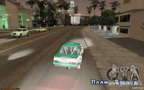 Nouvelle police pour GTA San Andreas sixième écran