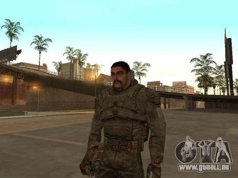 Eine große Packung gratis Stalker für GTA San Andreas achten Screenshot