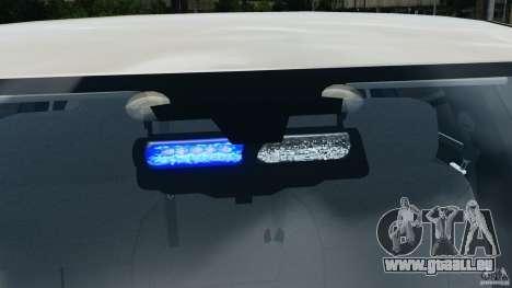Chevrolet Impala Unmarked Detective [ELS] für GTA 4 Unteransicht