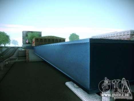 Nouveau garage à San Fierro pour GTA San Andreas septième écran