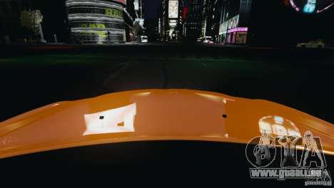 Saites ENBSeries Low v4.0 pour GTA 4 quatrième écran
