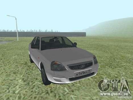 VAZ-2170 für GTA San Andreas