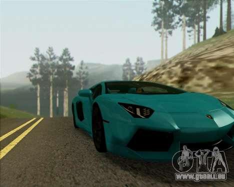 ENB v1.1 pour moyen- et haute puissance PC pour GTA San Andreas