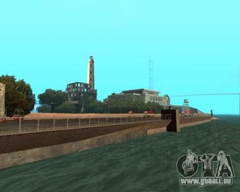 Real New San Francisco v1 für GTA San Andreas zehnten Screenshot