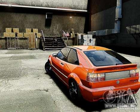 Volkswagen Corrado VR6 pour GTA 4 est un droit