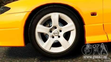 Nissan Silvia S15 Stock pour GTA 4 est un côté