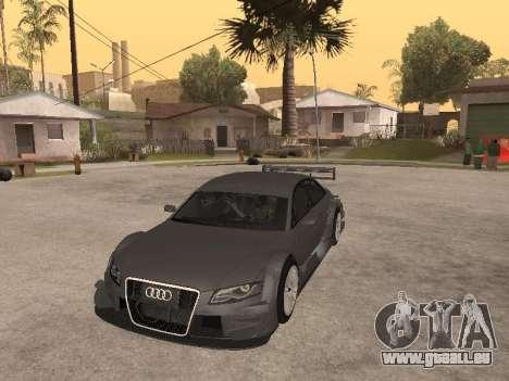 Audi A4 Touring pour GTA San Andreas