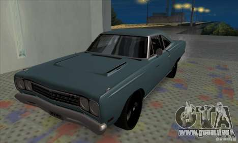 Plymouth Roadrunner für GTA San Andreas