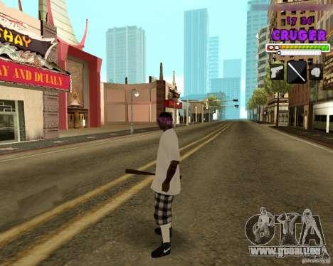 Ballas by R.Cruger pour GTA San Andreas cinquième écran