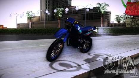 Yamaha DT 180 pour GTA San Andreas