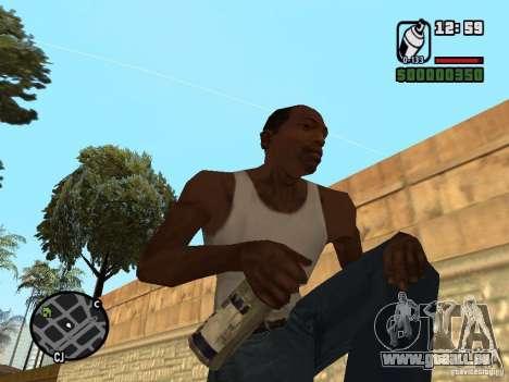 Bombe aérosol pour GTA San Andreas