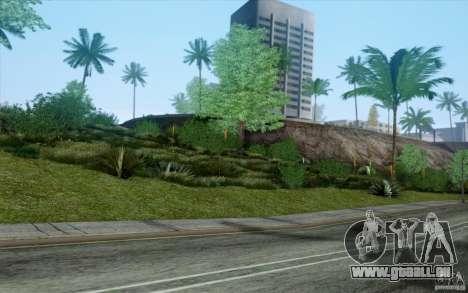 SA Beautiful Realistic Graphics 1.6 pour GTA San Andreas septième écran
