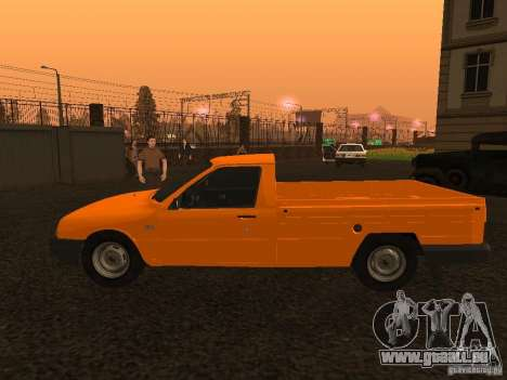 IZH 27171 pour GTA San Andreas laissé vue